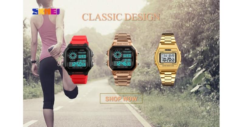 SKMEI Classic Design
