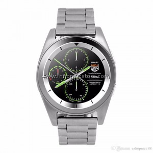 No1 Heart Rate Smart Sports Watch Phone G6