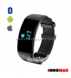 Heart Rate Sports OLED Smart Band Watch - Water Resistant IP68