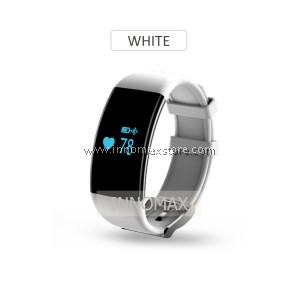 Heart Rate Sports Smart Band Watch - Water Resistant IP68