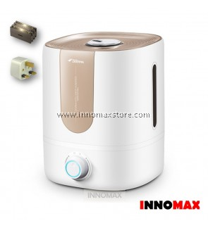 Deerma Air Humidifier F525 5.0 Liter Aroma Diffuser Air Purifier
