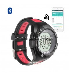 Sports Watch Xwatch Bluetooth Pedometer Stop Watch Water Resistant 30m