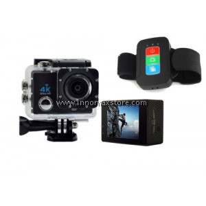 Action Sports Camera WIFI Ultra HD Remote Control