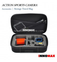 Travel or Storage Bag for GoPro SJCAM Action Camera