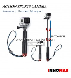 Action Sports Camera Monopod Universal Monopod