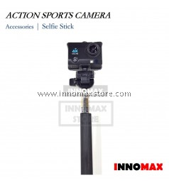 Action Sports Camera Monopod Selfie Stick