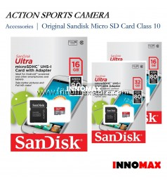 SanDisk Ultra MicroSDHC Class 10 Memory Card