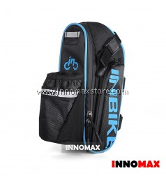 Bicycle Saddle Bag with Rain Cover