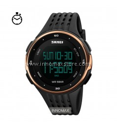 SKMEI Sports Watch 1219 - Stop Watch Water Resistant 50m