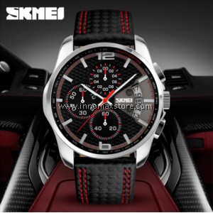 SKMEI Sports Quartz Watch 9106 - Chronograph Fashion Watch Water Resistant 30m