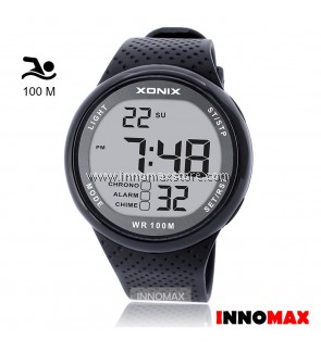 XONIX Sport Watch Chronograph 100m Water Resistance