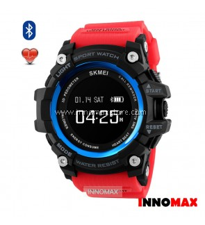 SKMEI Smart Sports Watch 1188 - Heart Rate Bluetooth Water Resistance