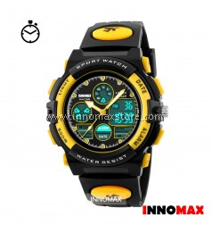 SKMEI Kids Sports Watch 1163 - Children Stop Watch Water Resistant 50m