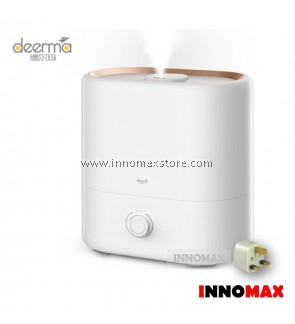 Deerma Air Humidifier 4.5 Liter ST635 White Aroma Diffuser