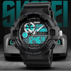 SKMEI Quartz LED Digital Sports Watch 1312 - Water Resistance