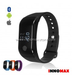 Getfit Smart Band H10 Pro - Heart Monitor, Blood Oxygen, BP Monitor