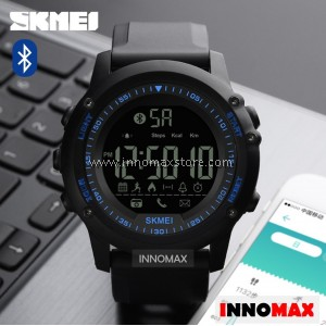 SKMEI Sports Watch 1321 - Bluetooth Pedometer Stop Watch Water Resistant 50m
