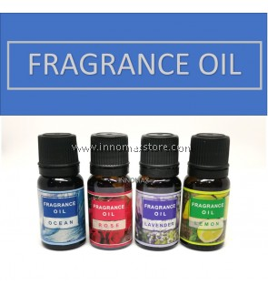 Fragrance Oil Aroma Oil 10ml - Lavender Rose Ocean Lemon