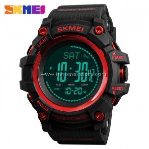 SKMEI Men Multifunction Watch 1358 - Altometer Pressure Compass