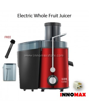 Electric Whole Fruit Juicer Extractor 2 Speed Automatic