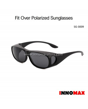 Fit Over Polarized Sunglasses UV Protection
