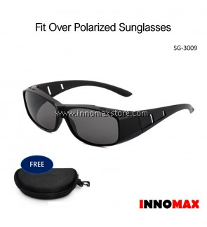 Fit Over Polarized Sunglasses UV Protection SG-3009