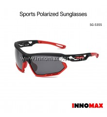 Sports Polarized Sunglasses UV400 Men Women Cycling Outdoor Sports SG-5355