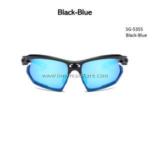 Sports Polarized Sunglasses UV400 Men Women Cycling Outdoor Sports SG-5355