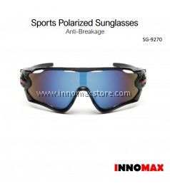 Sports Polarized Sunglasses UV400 Men Women Cycling Outdoor Sports SG-9270