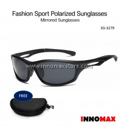 Sports Polarized Mirrored Sunglasses UV400 Men Women Cycling SG-3279