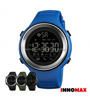 SKMEI Men Sport Watch 1396 Bluetooth Chrono Water Resist