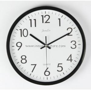 Modern Wall Clock Quartz 10 inch Quiet