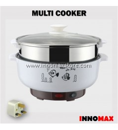 Electric Modern Multi Cooker Steam Fry Combination WC1