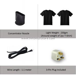 Professional Hair Dryer 2200W Low Noise Ionic Salon 2200