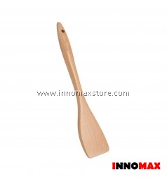Natural Wood Spatula Wooden Cooking Kitchen Utensil 32cm