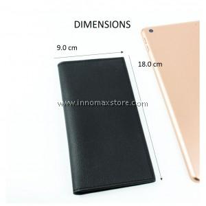 Men Wallet Long Slim Design PU Leather MW102
