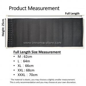 Shapewear Breathable Body Shaper Waist Cincher E311 Slimming