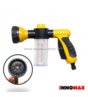 Performance Water Spray Gun 8 Mode Car Wash