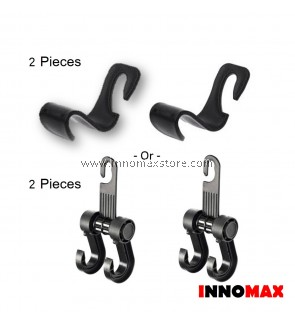 Car Headrest Hanger Car Seat Hook 2 piece set