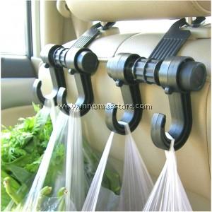 Car Headrest Hanger Car Seat Hook 2 piece set