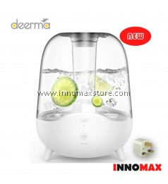 Deerma Air Humidifier Aroma Diffuser F325 5 Liter Auto Cut Off