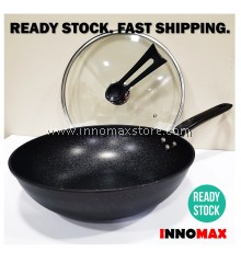 Non Stick Frying Cooking Wok Pan Maifan Coating