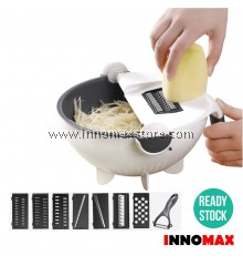 Multi Function 9in1 Food Slicer Cutter P-01
