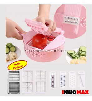 Multi Function 10in1 Food Slicer Cutter P-02