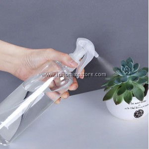 Spray Mist Bottle 250ml Plastic Bottle Cosmetic Gardening Iron